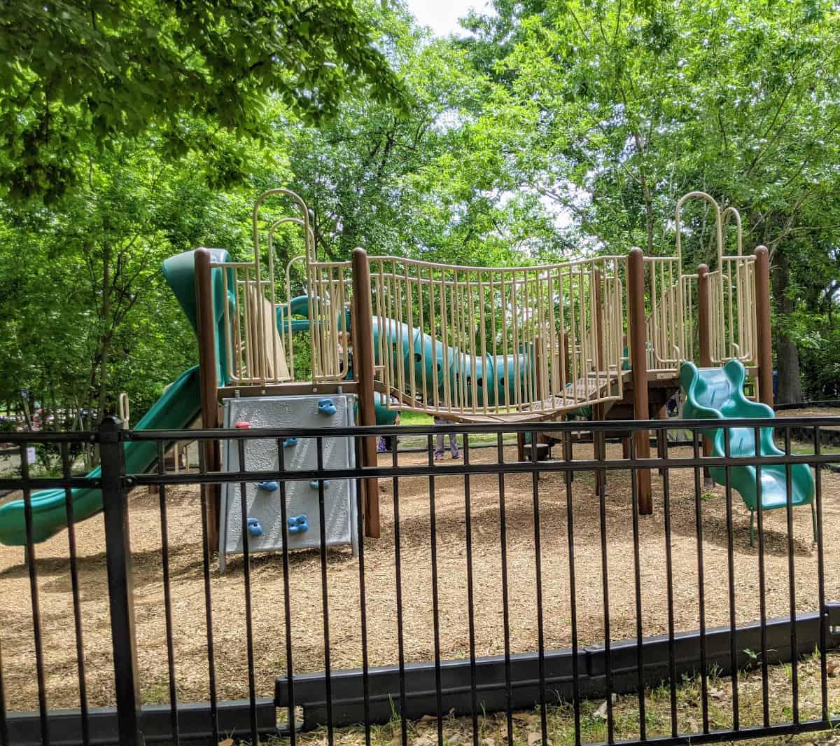 Nature Discovery Center Playground