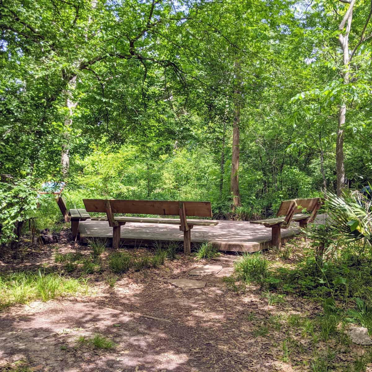 Nature Discovery Center Pond