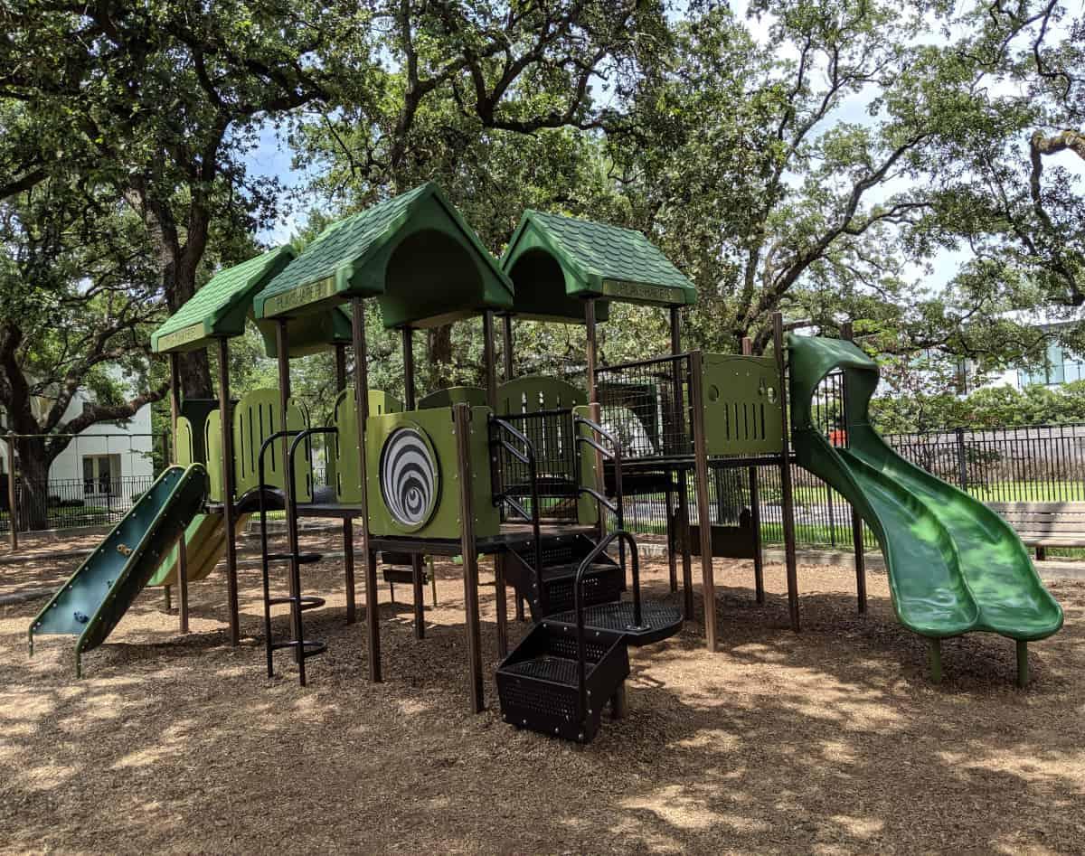 River Oaks Park Playground