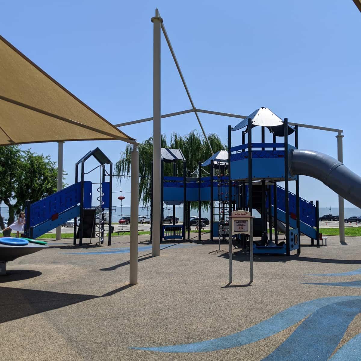 Sylvan Beach Park Playground
