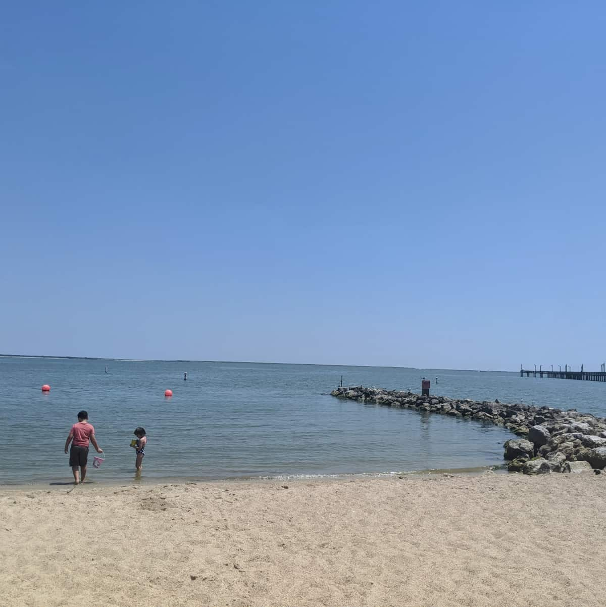 Sylvan Beach Park Ocean