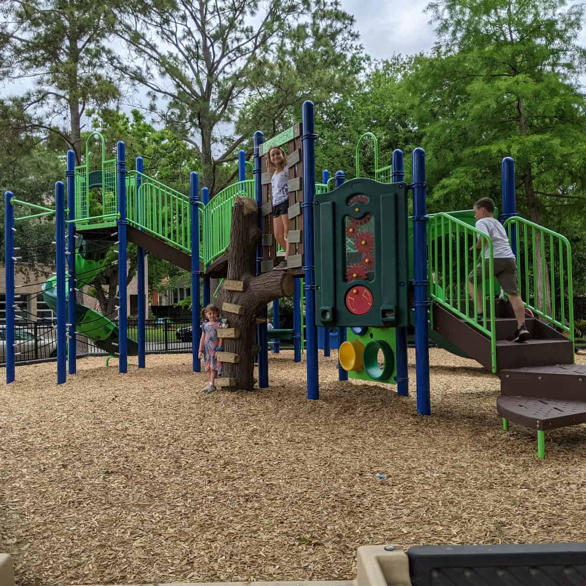 Lafayette Park Playground