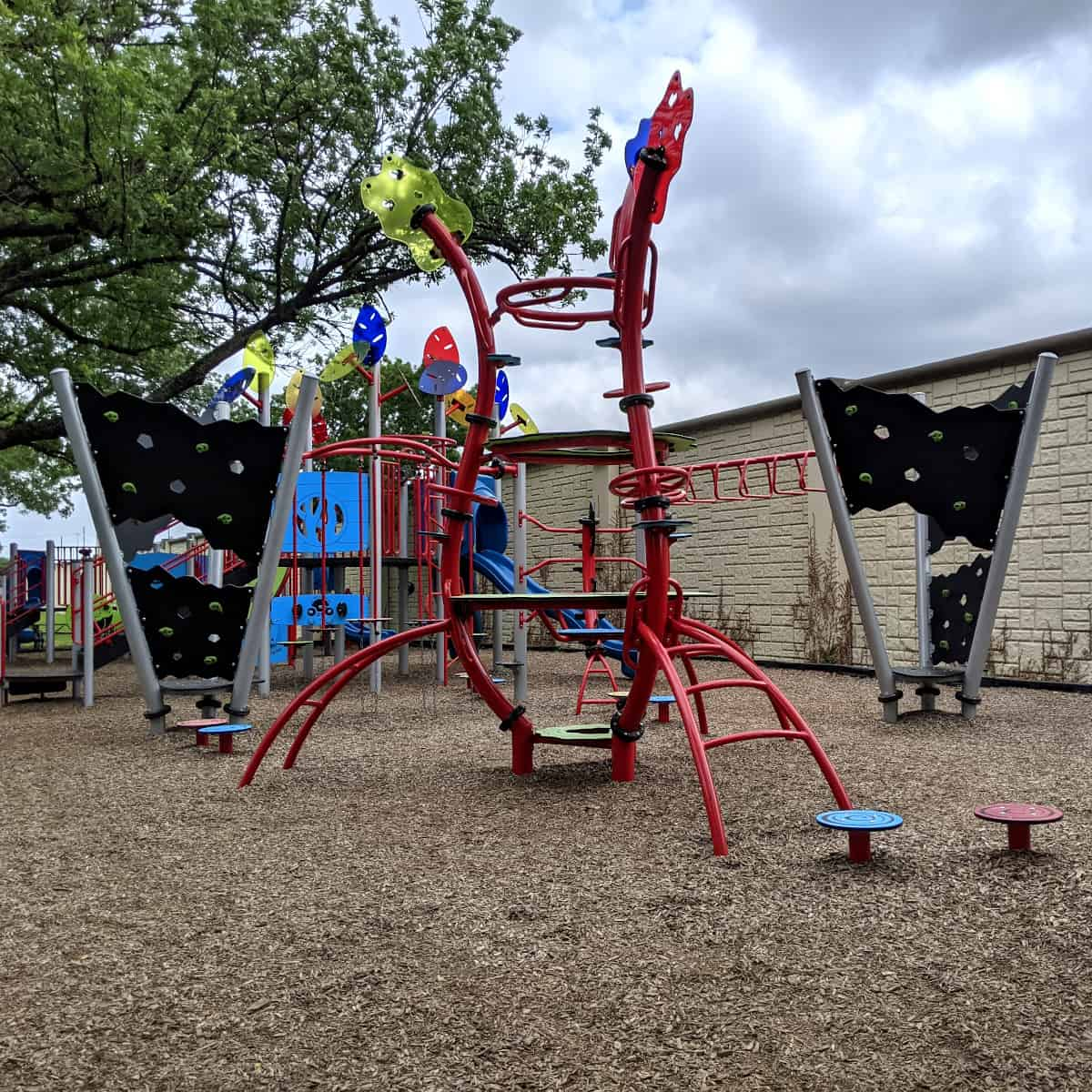 Ware Park Play Structures