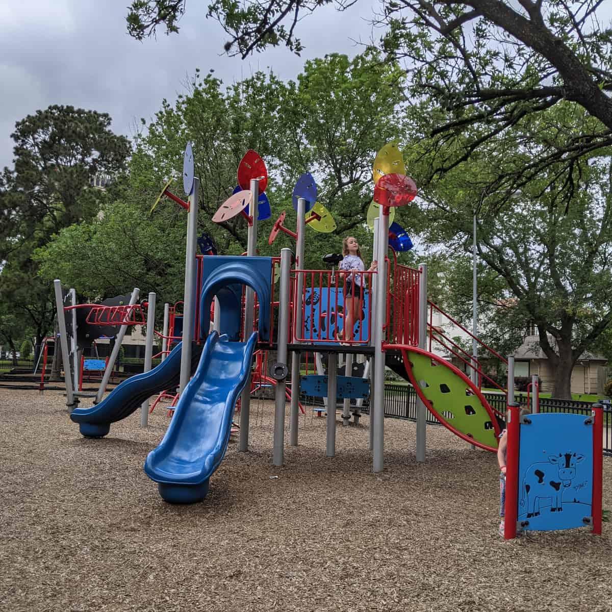 Ware Park Slide