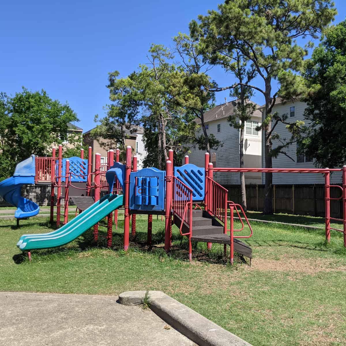 Richard Brock Park Playground