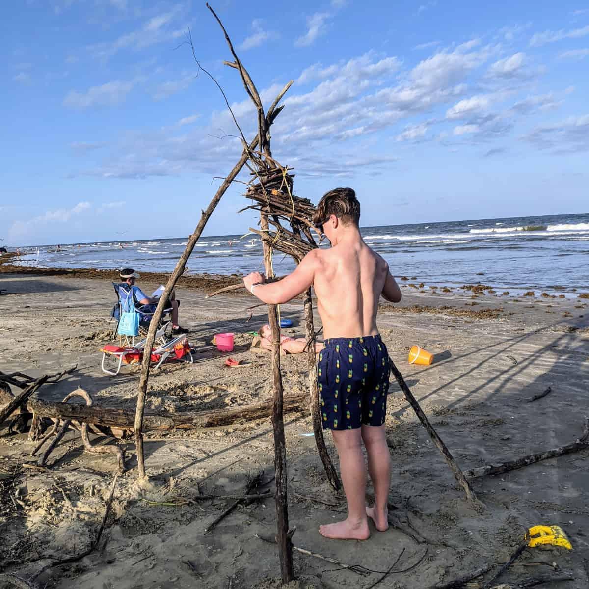 Surfside Beach Driftwood