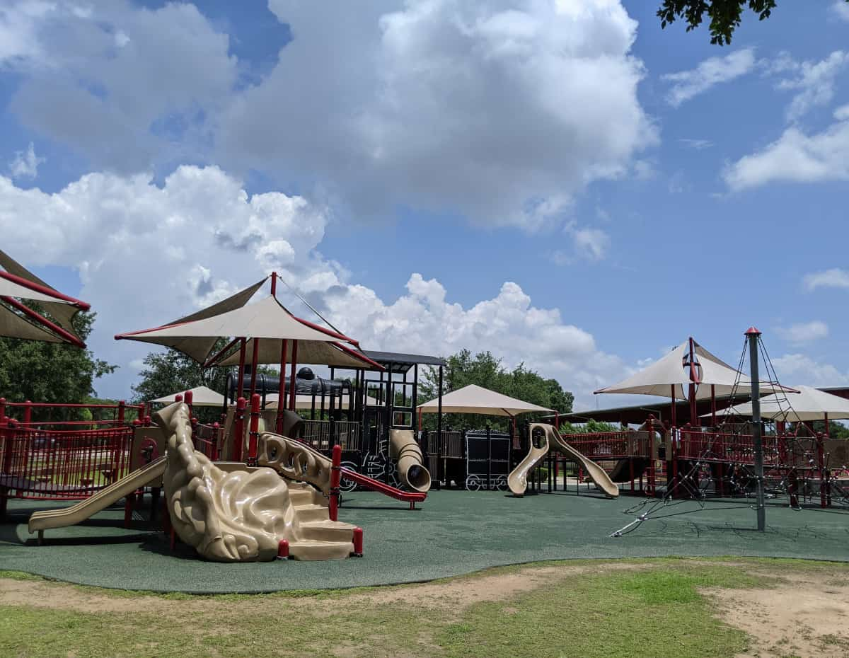 City of Katy Play Station Park