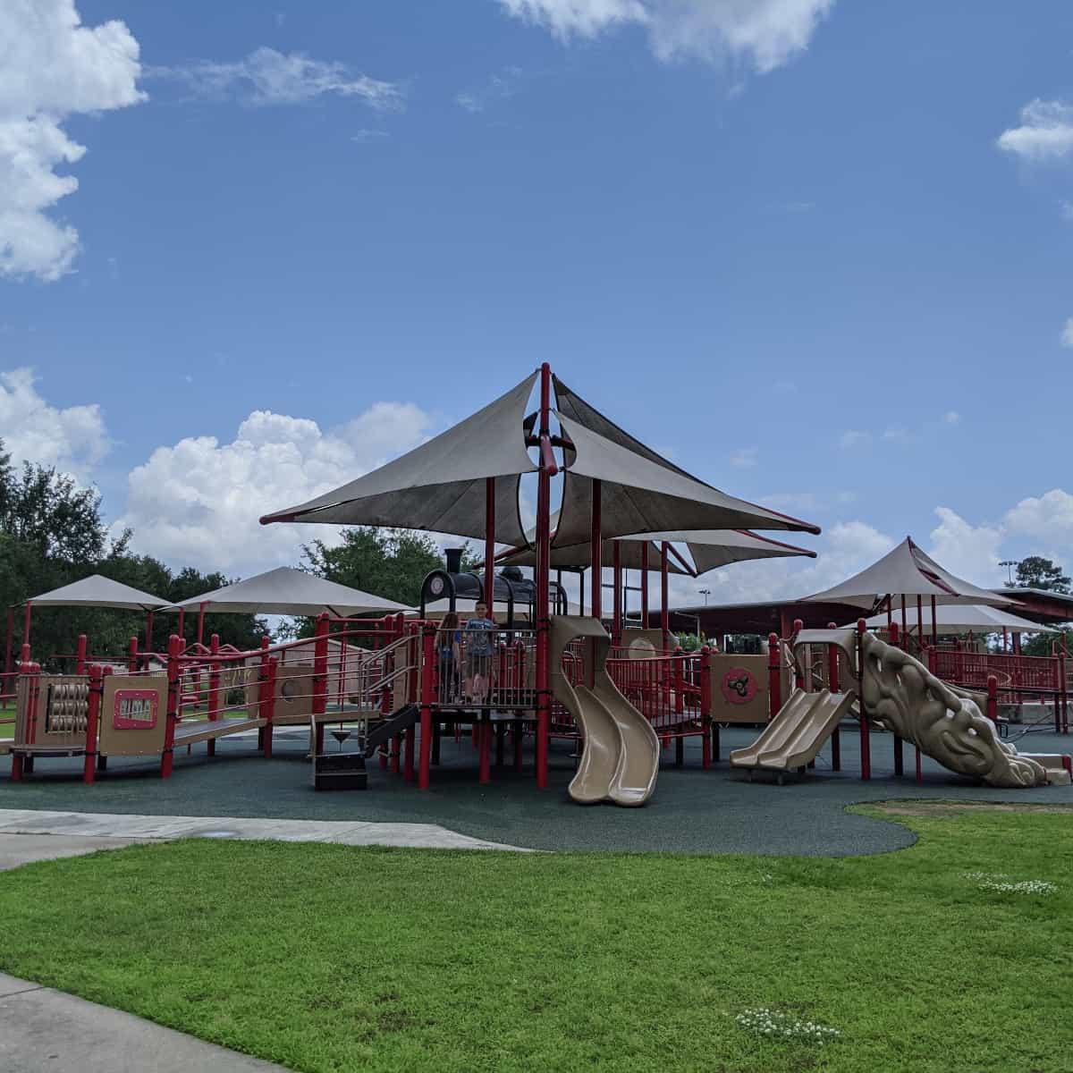 Katy Play Station Playground