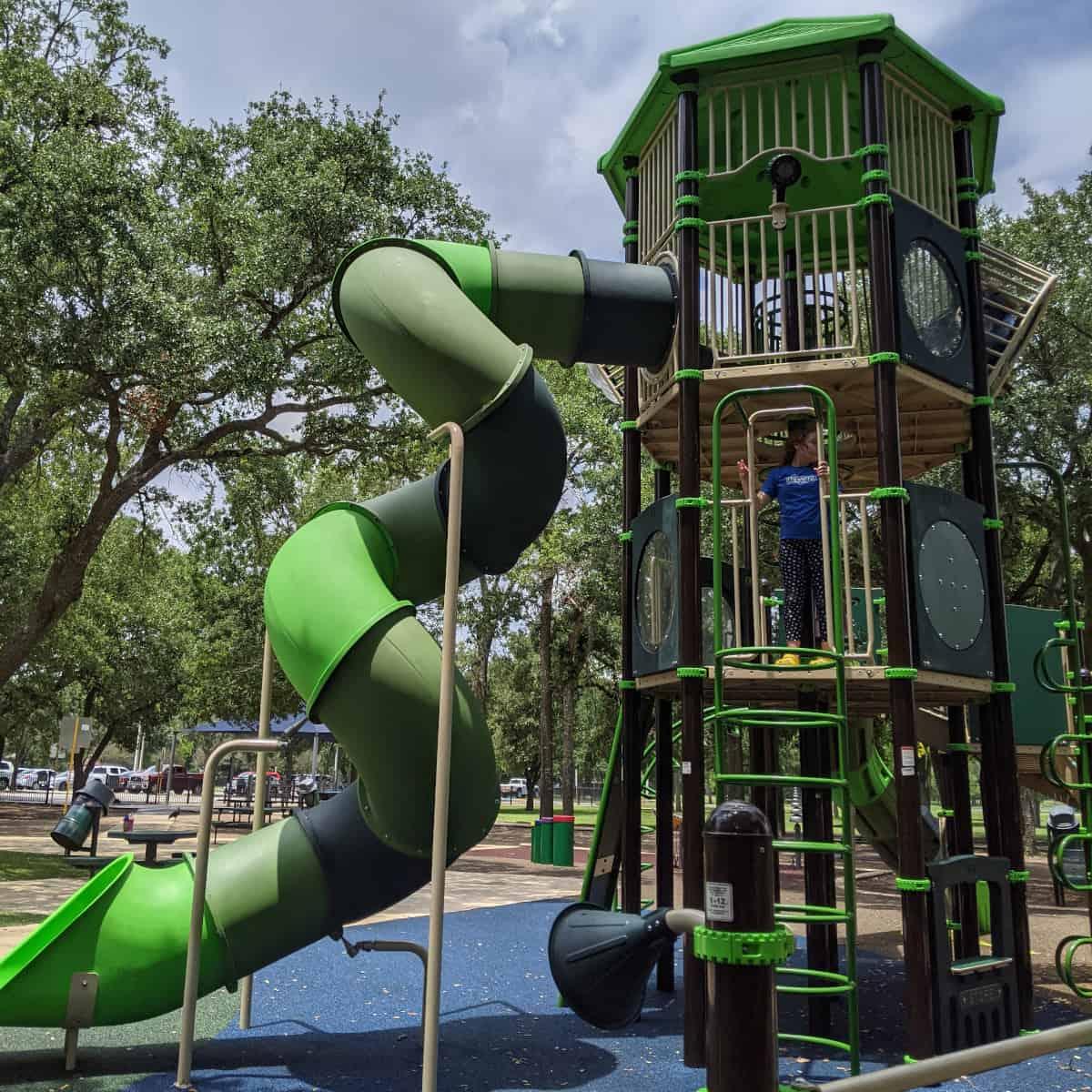 Mary Jo Peckham Park Playground