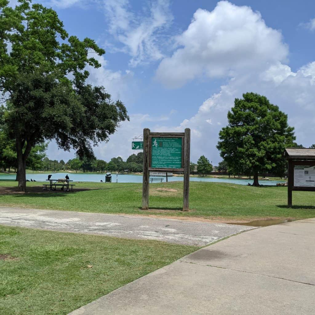 Mary Jo Peckham Park Pond
