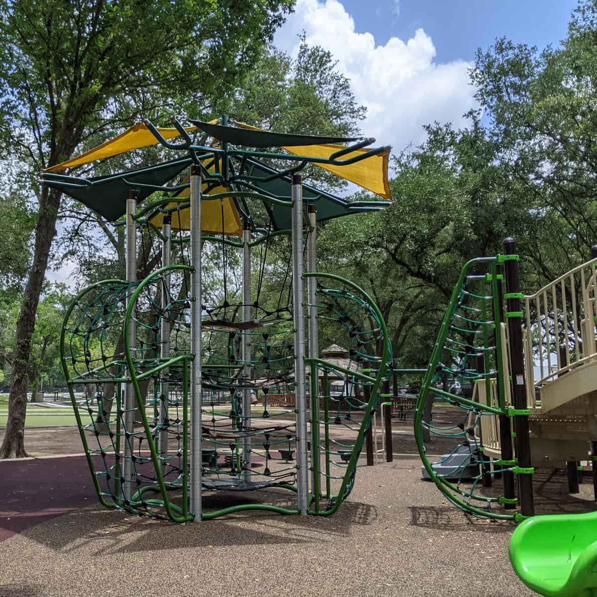 Mary Jo Peckham Park Play Stucture