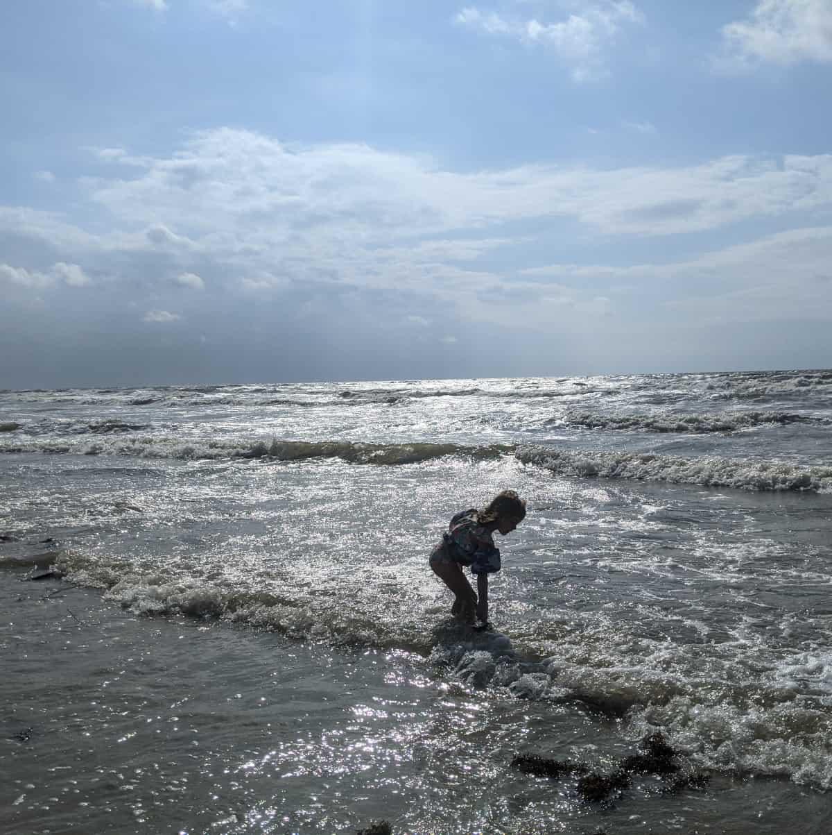 Surfside Beach Water