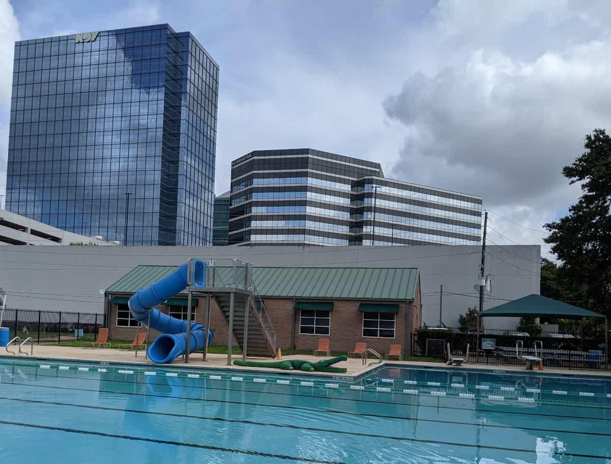 Quillian Center Pool