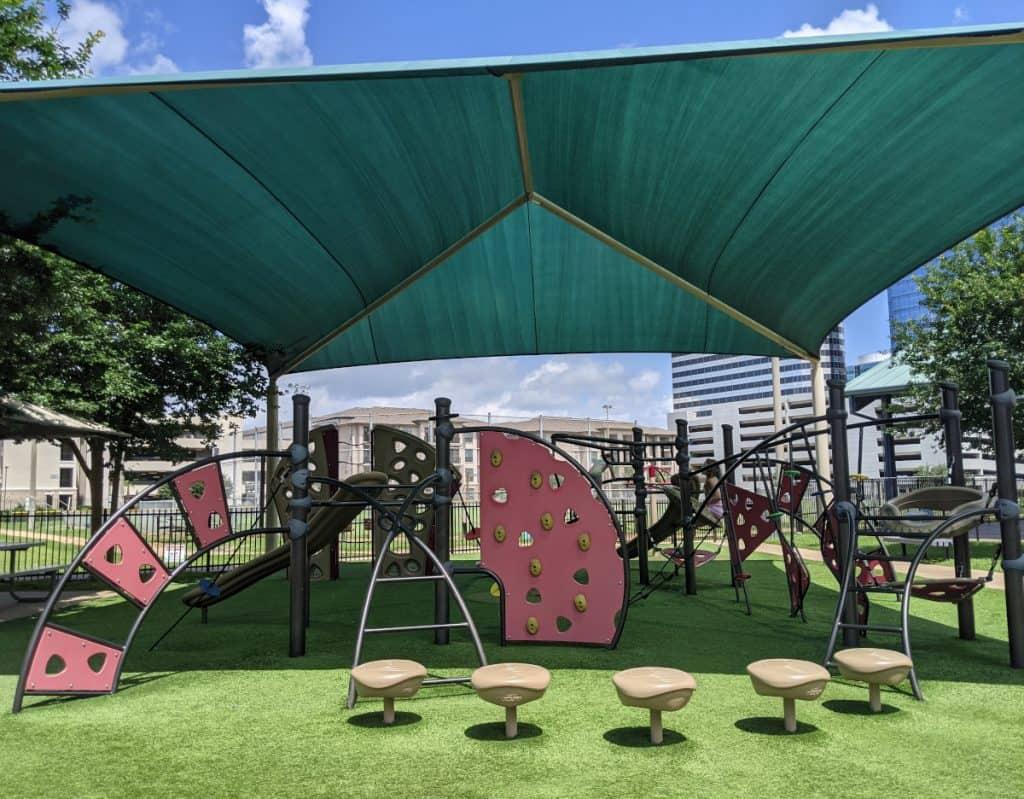 Quillian Center Playground