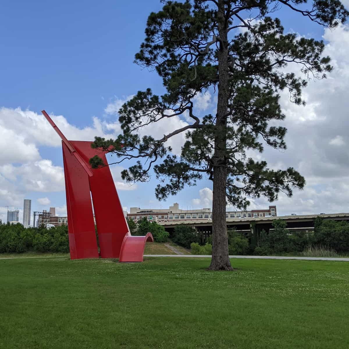 Stude Park Sculpture