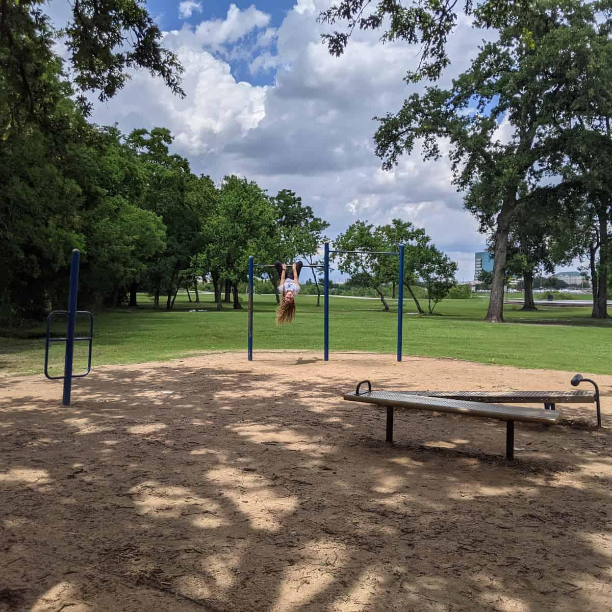 Arthur Storey Park Fitness Gym