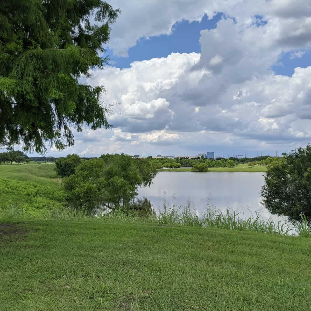 Arthur Storey Park Lake