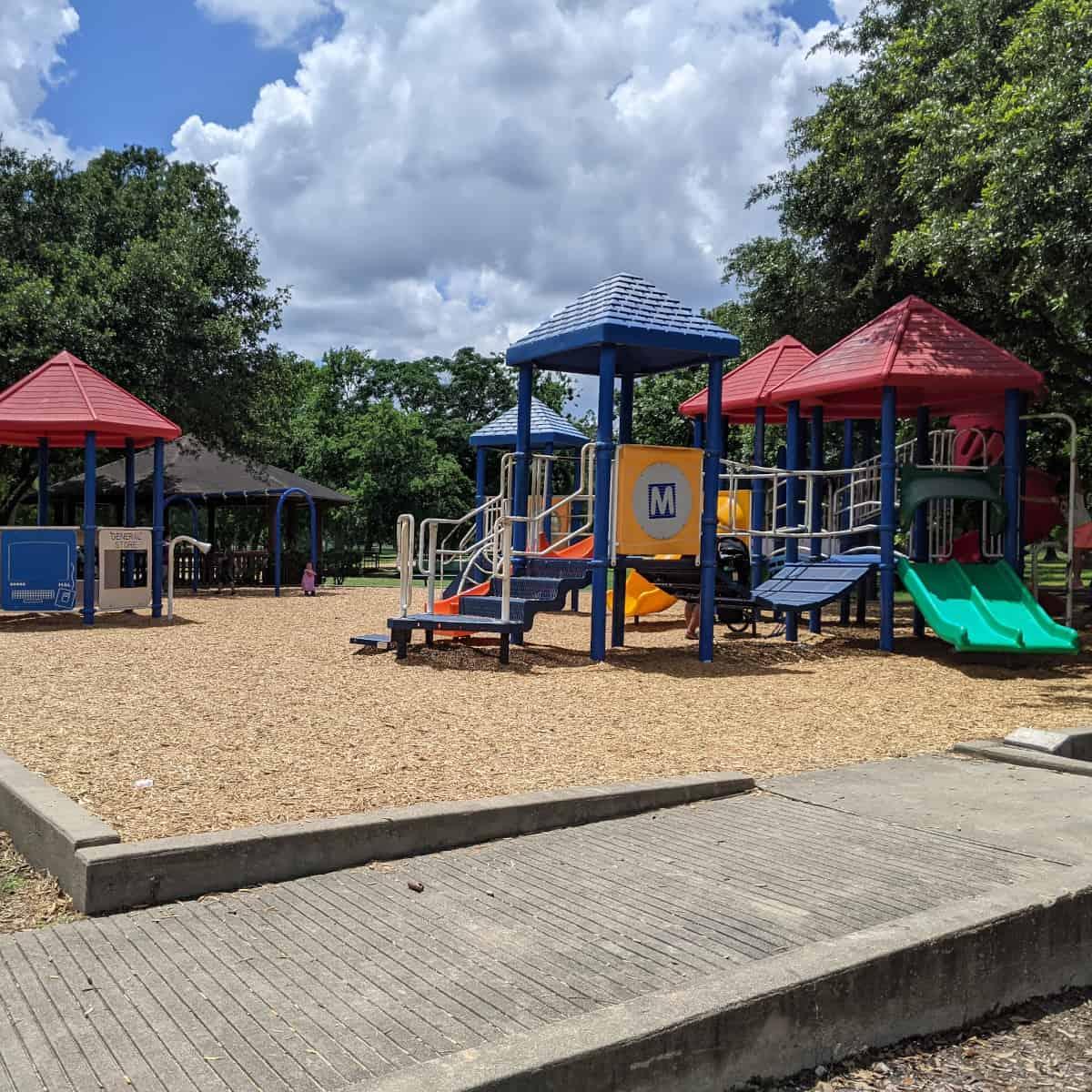 Arthur Storey Park Playground