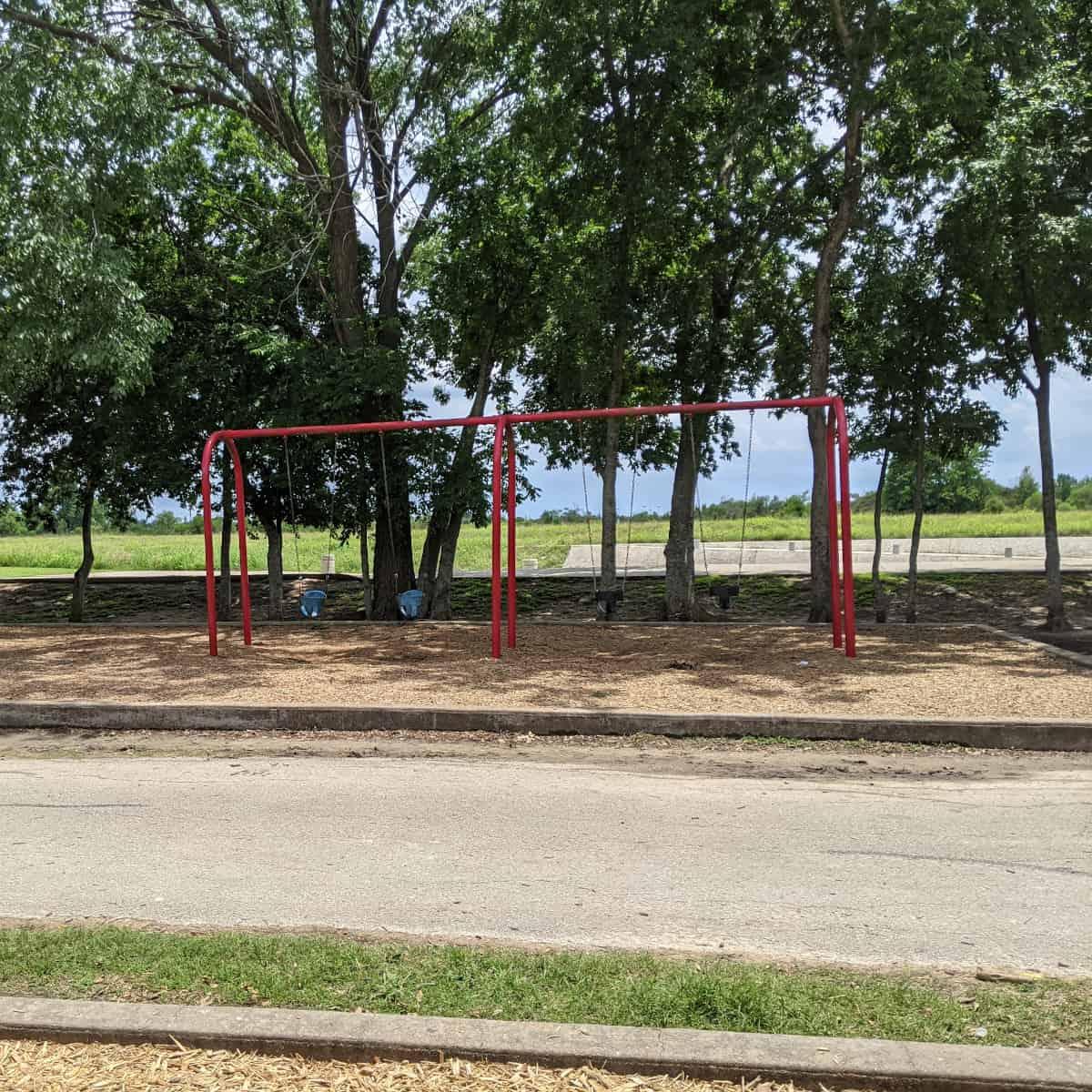 Arthur Storey Park Swings