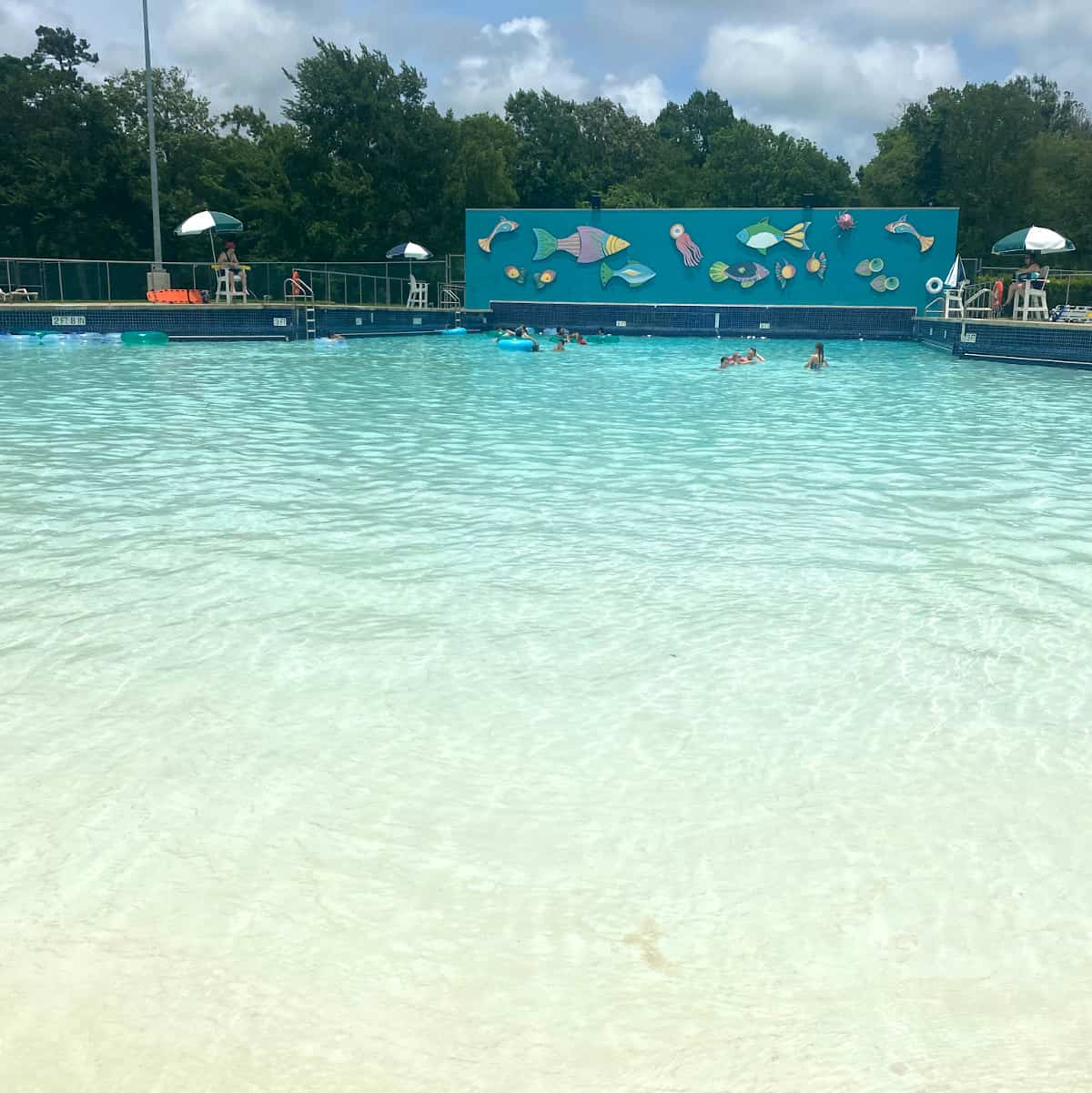 Eagle Pointe Wave Pool