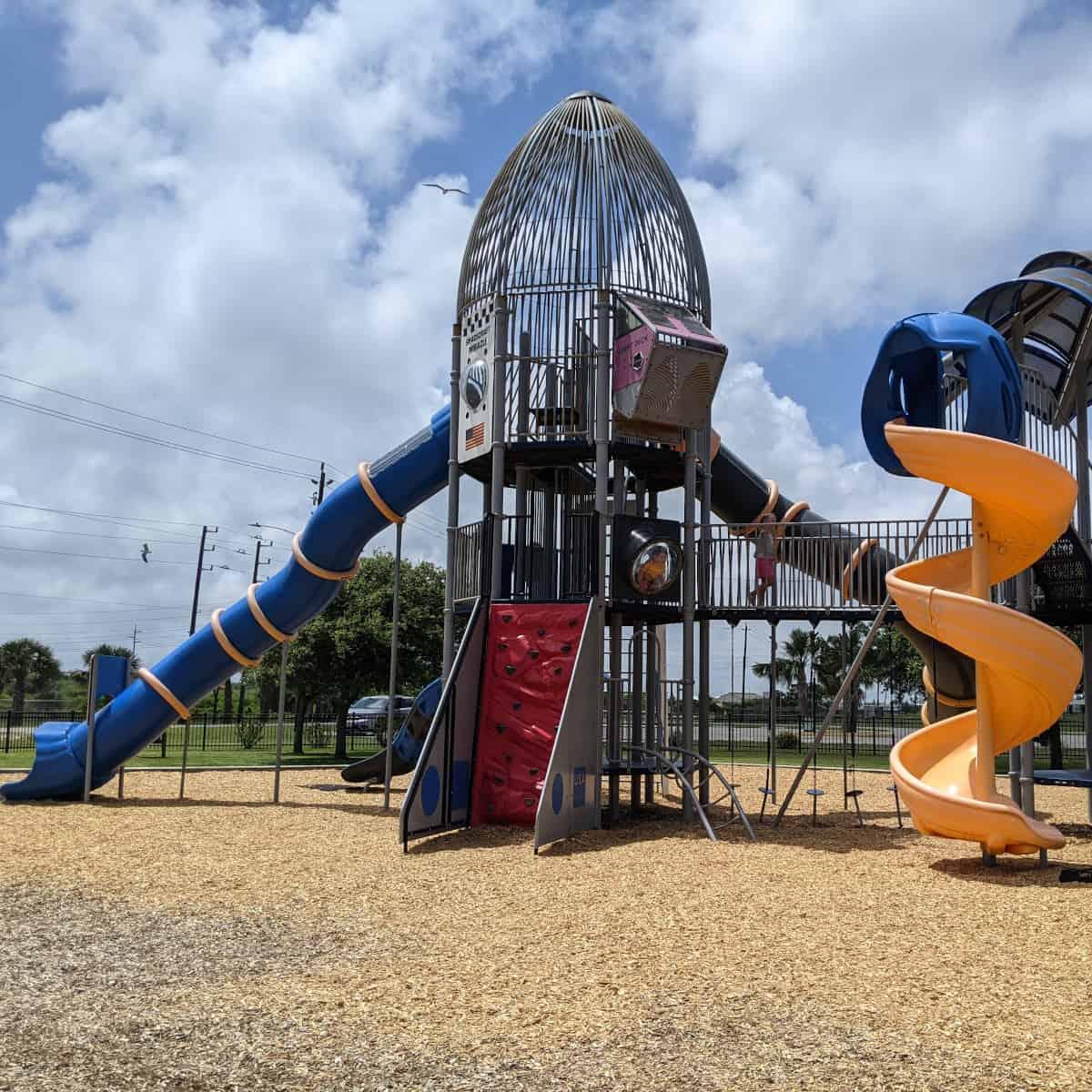 Space Shuttle Playground
