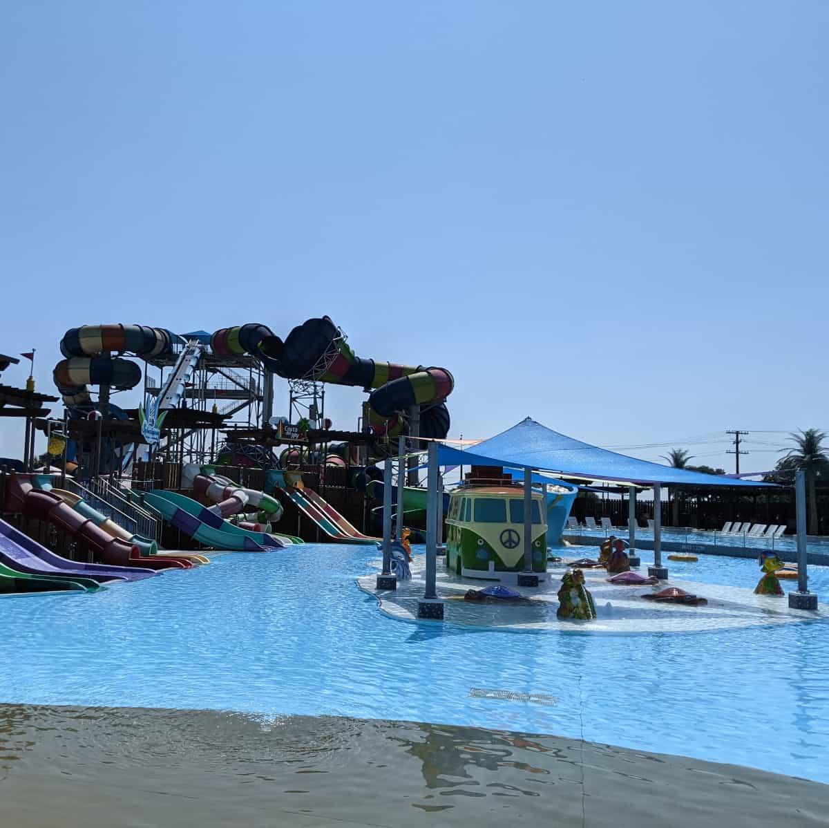 Splashway Waterpark Kid Pool