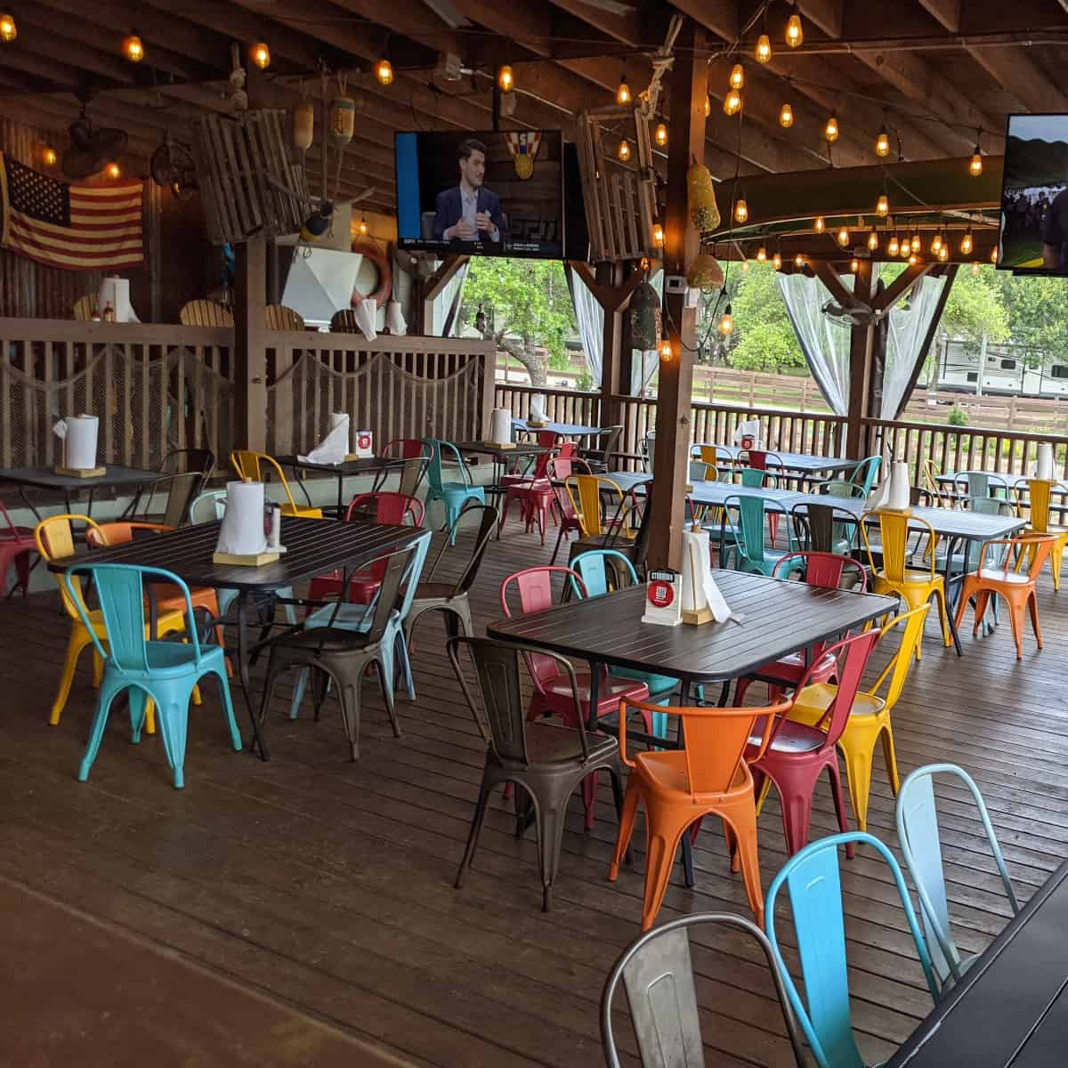 Splashway Campground Hideaway Restaurant