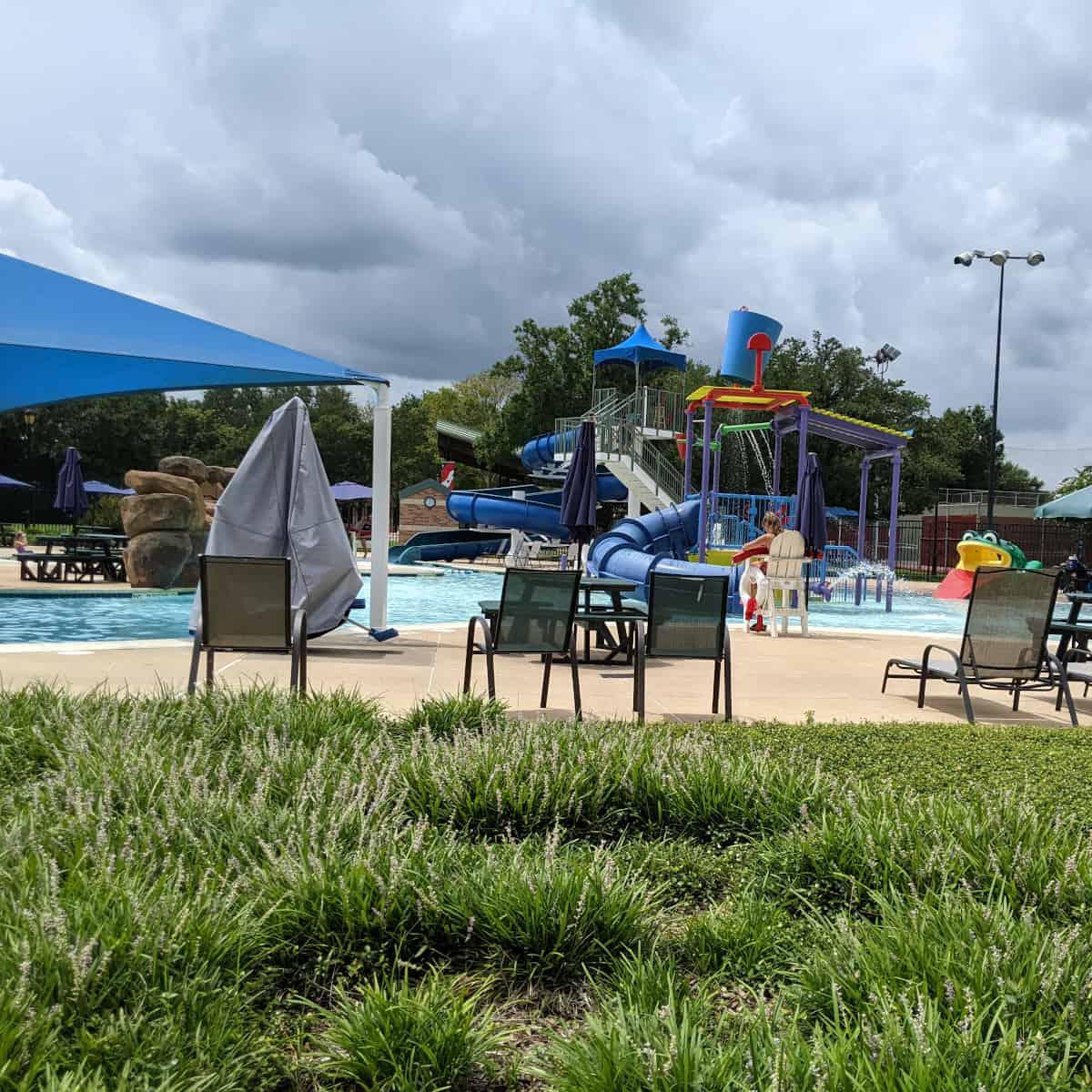 Bellaire Aquatic Center