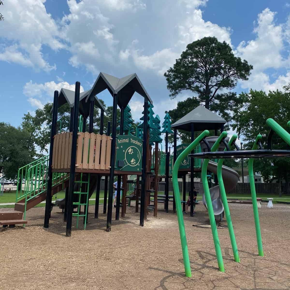 Candy Cane Park Nature Playground