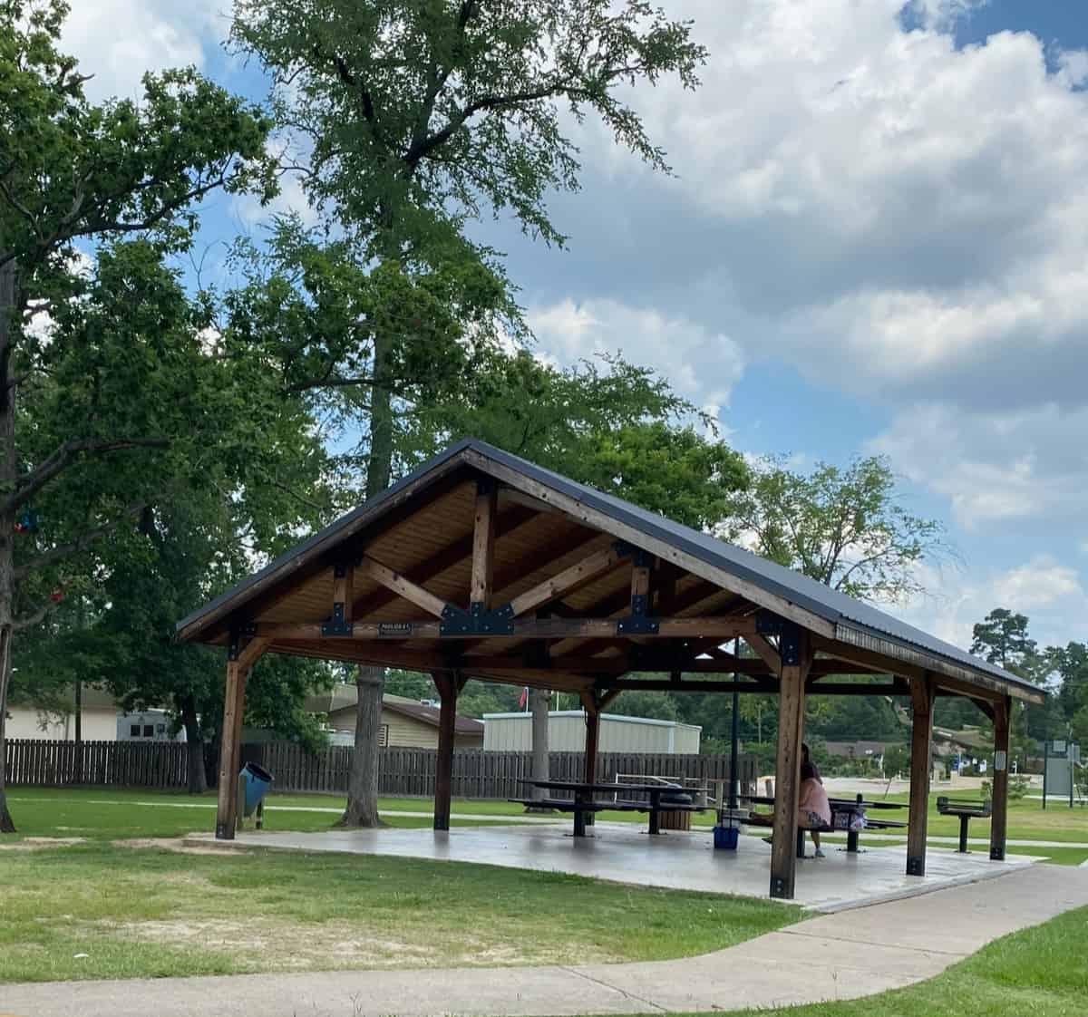 Candy Cane Park Pavilion