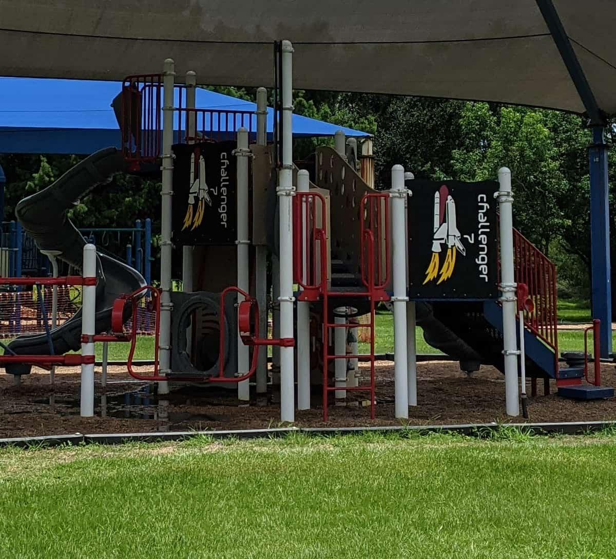 Challenger 7 Playground