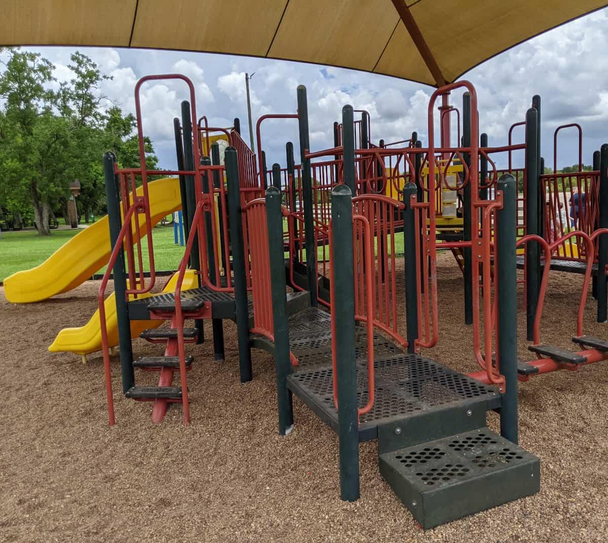 Challenger Seven Park Playground