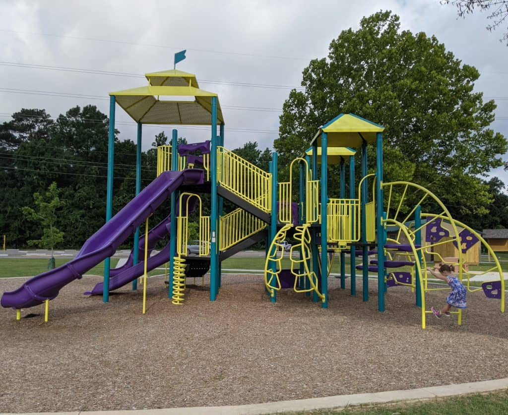 Champions Forest Park Playground
