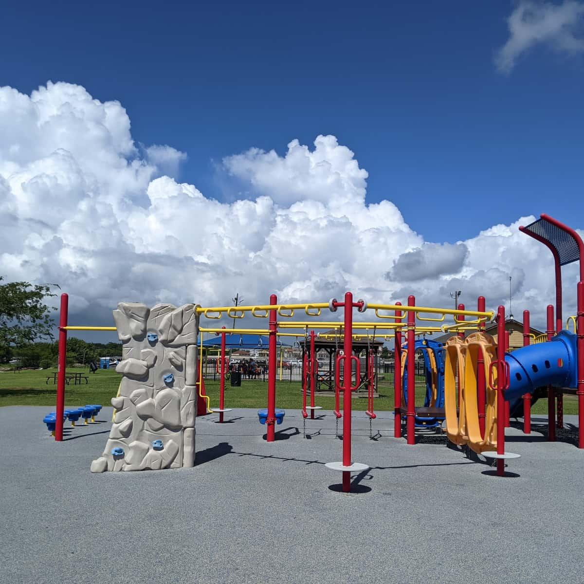 Clear Lake Park Playground