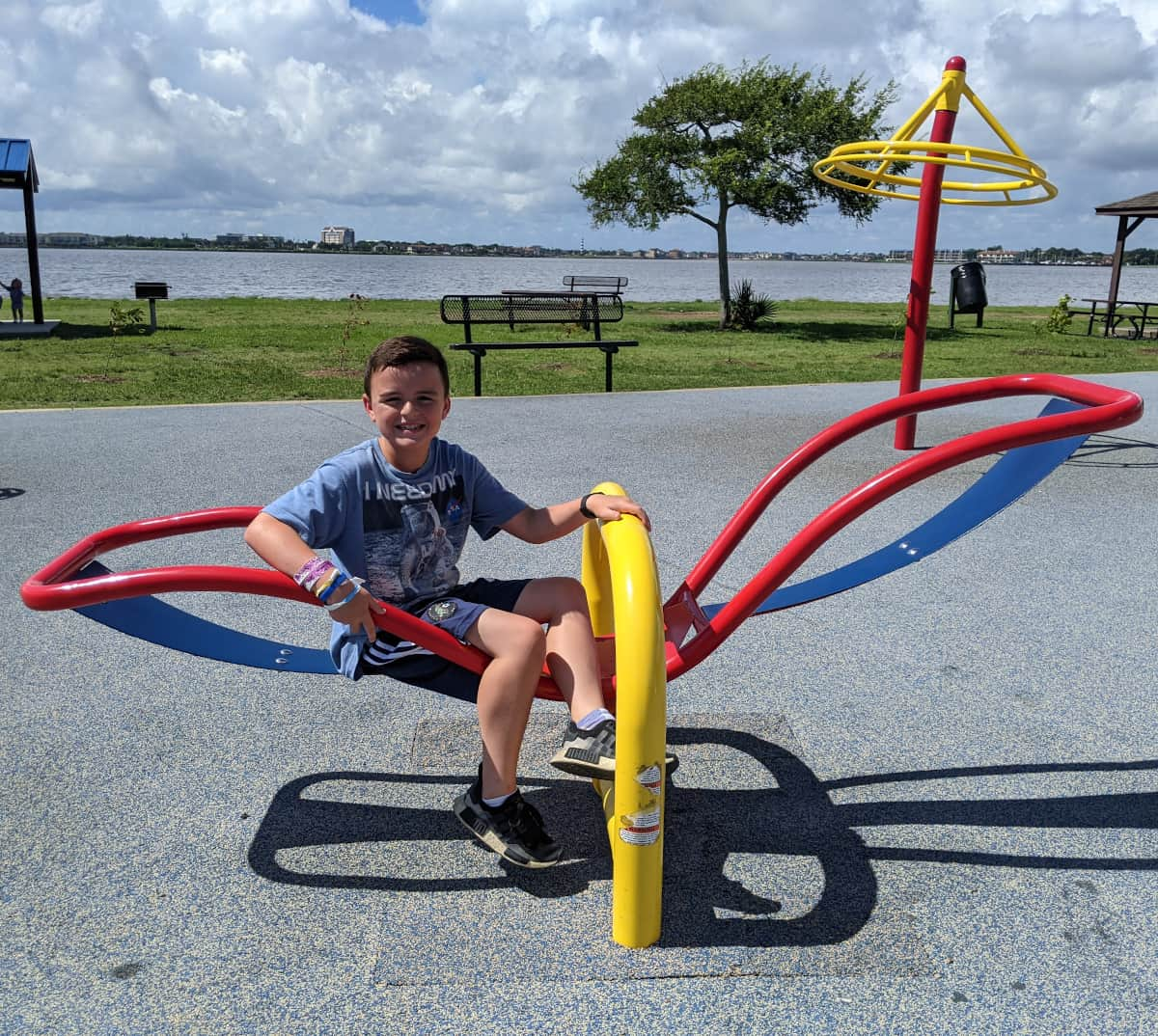 Clear Lake Park Seesaw