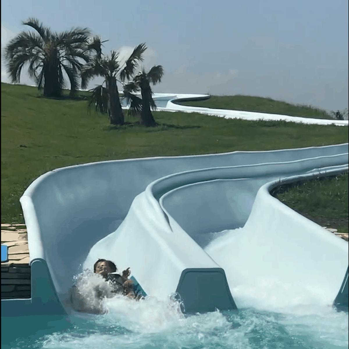 Fun Spot Water Slide