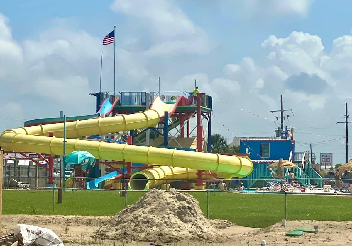 Fun Town Water Park Crystal Beach