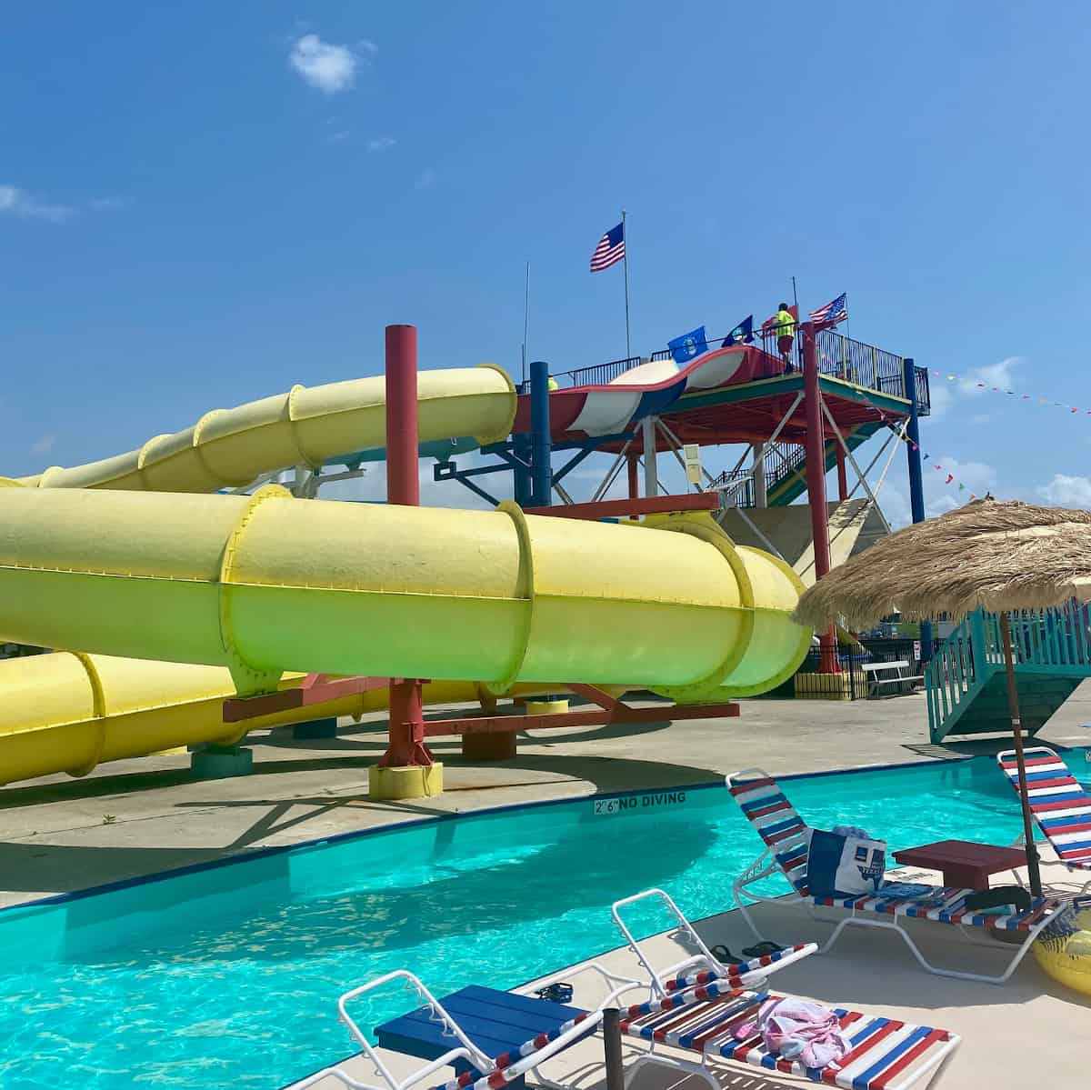 Fun Town Water Park Lazy River