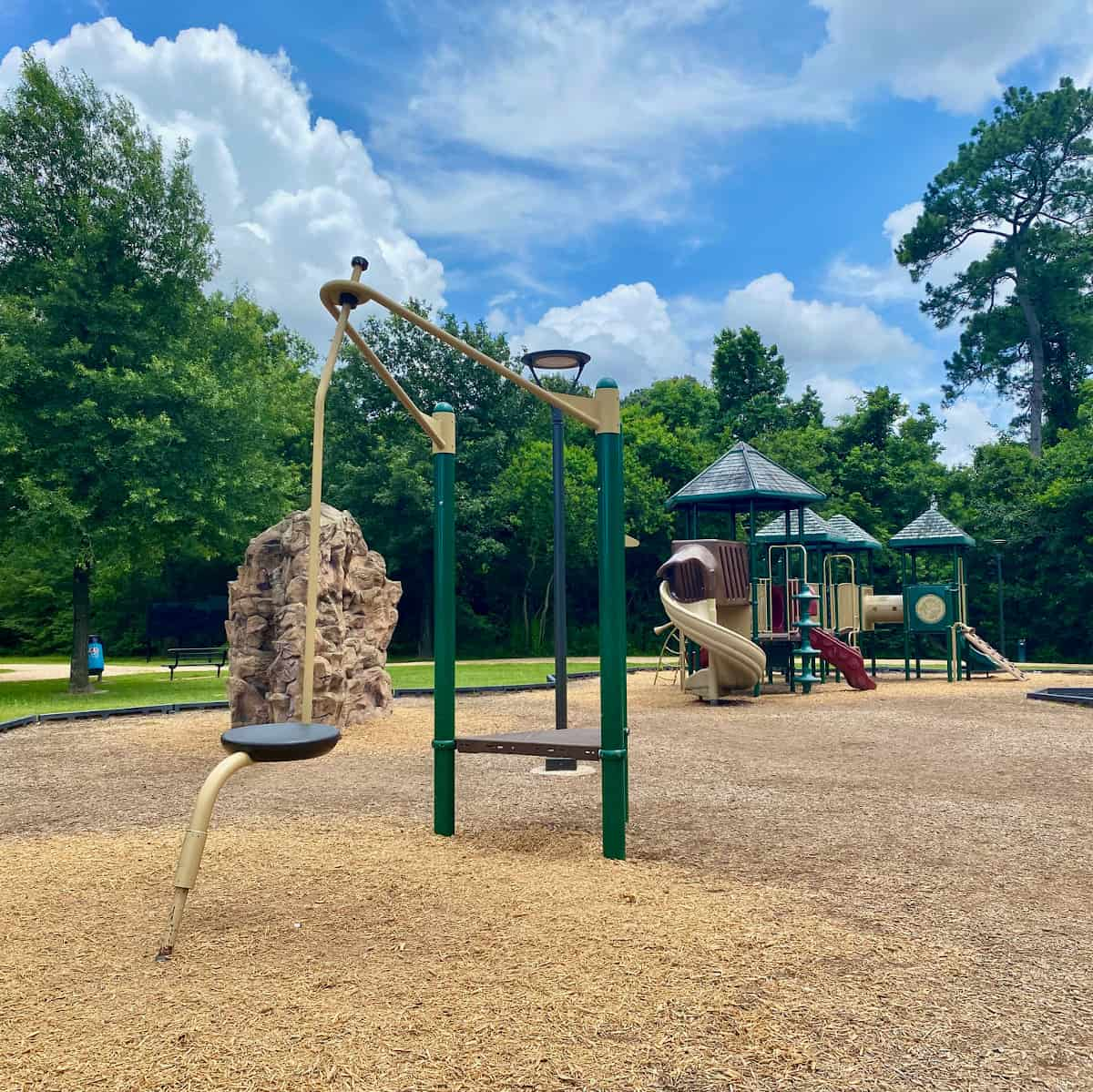 Jim and Joann Fonteno Family Park Play Structures