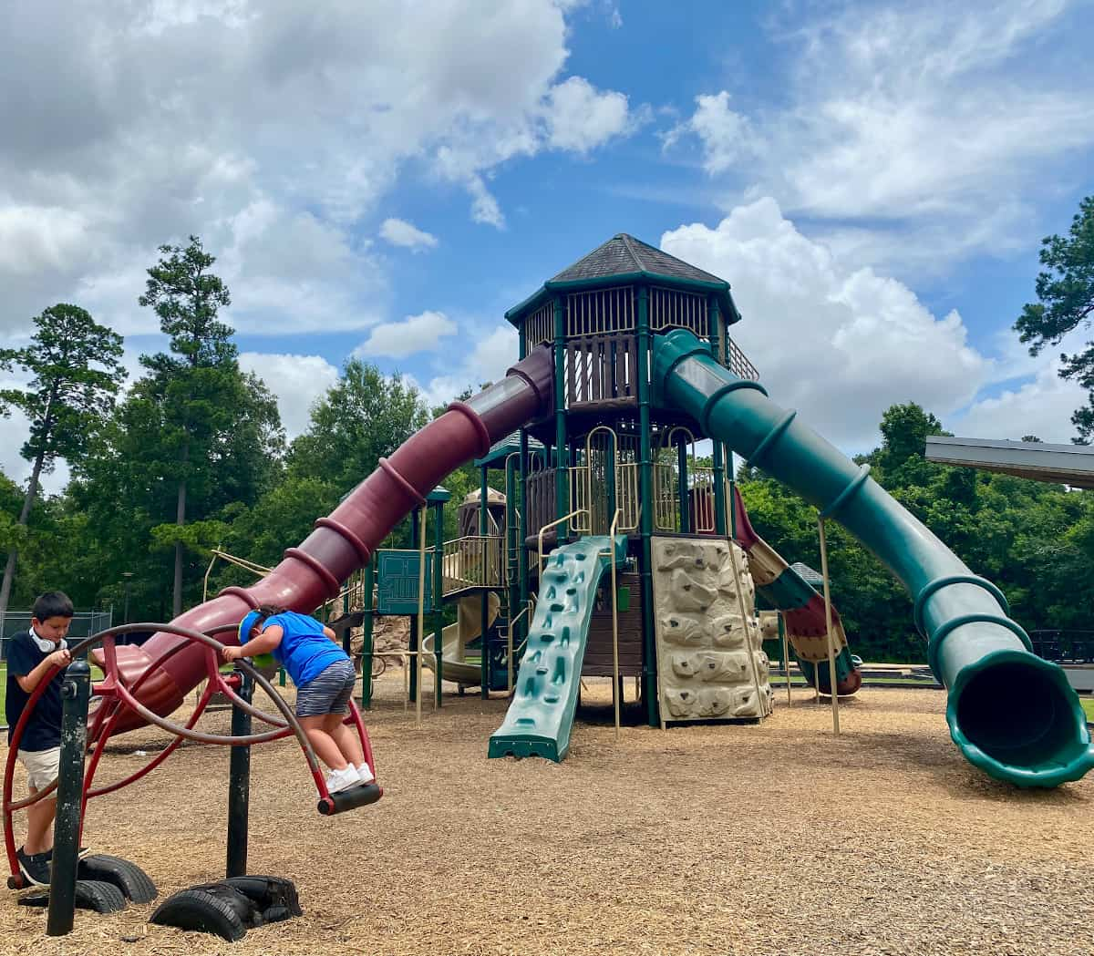 Jim and Joann Fonteno Family Park Playground