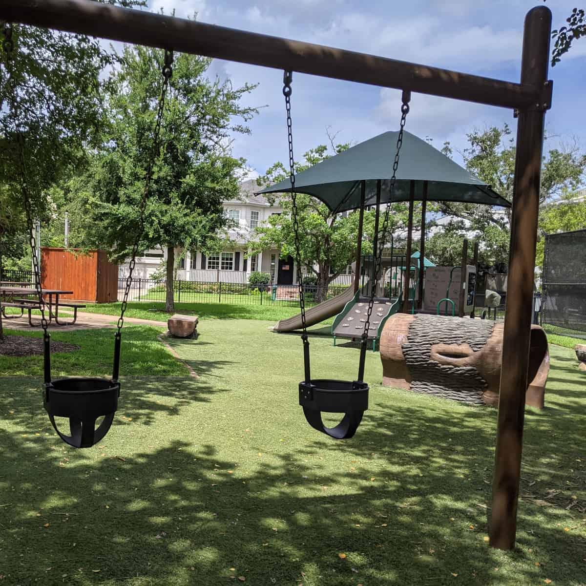 Judson Park Toddler Playground