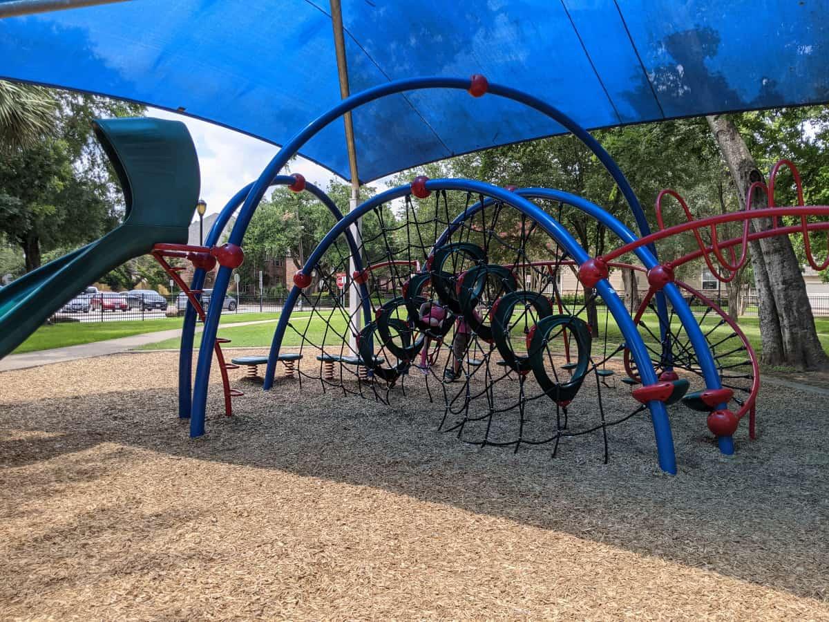 Bellaire Town Square Loftin Park