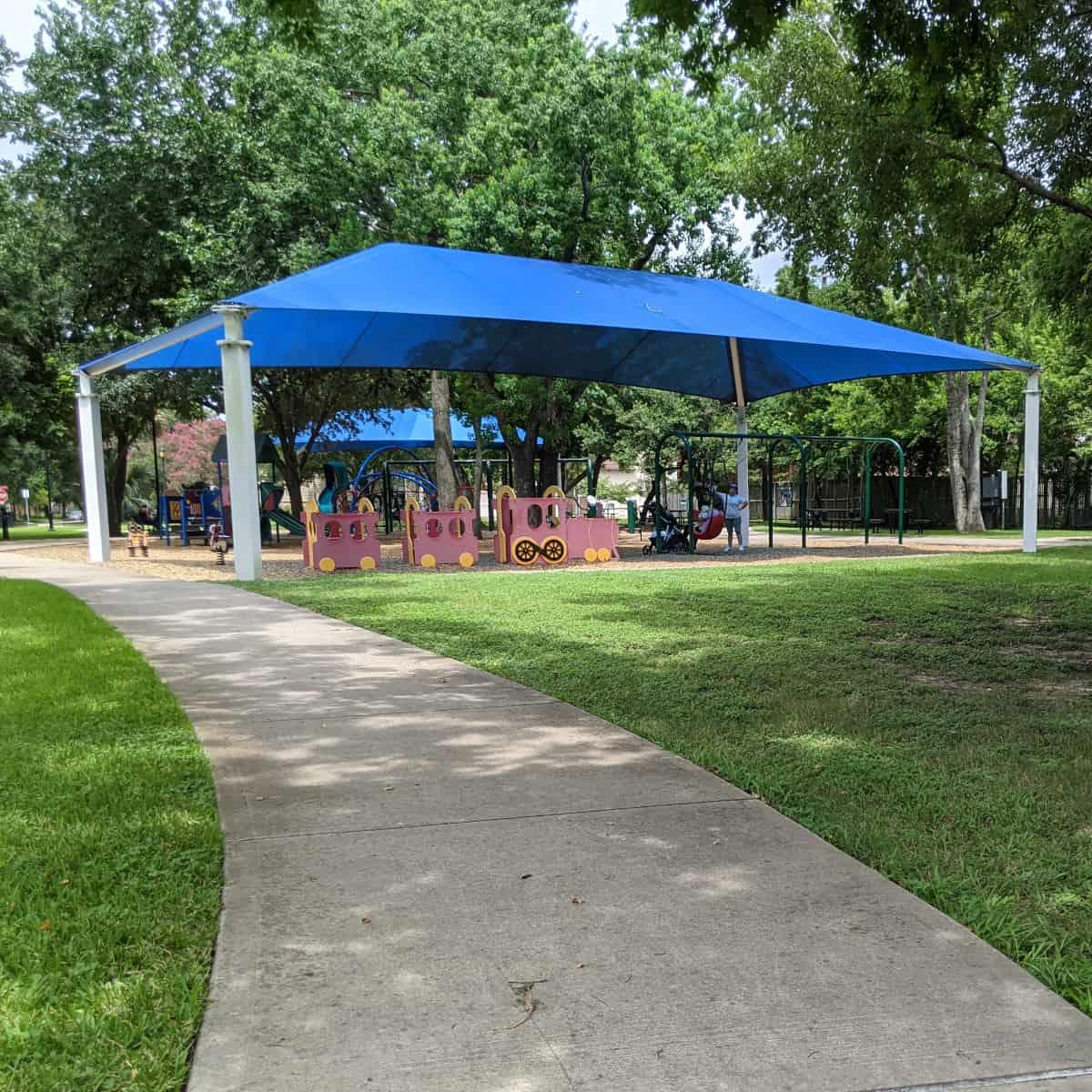 Loftin Park Smaller Playground