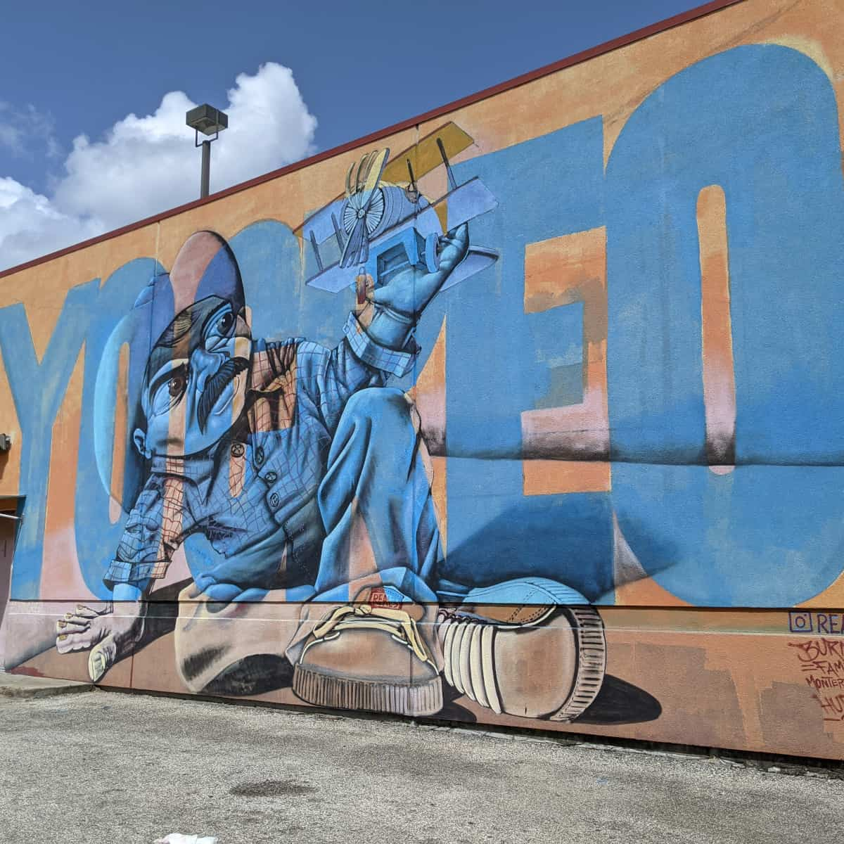 Real.333 Mural at TBH MECA