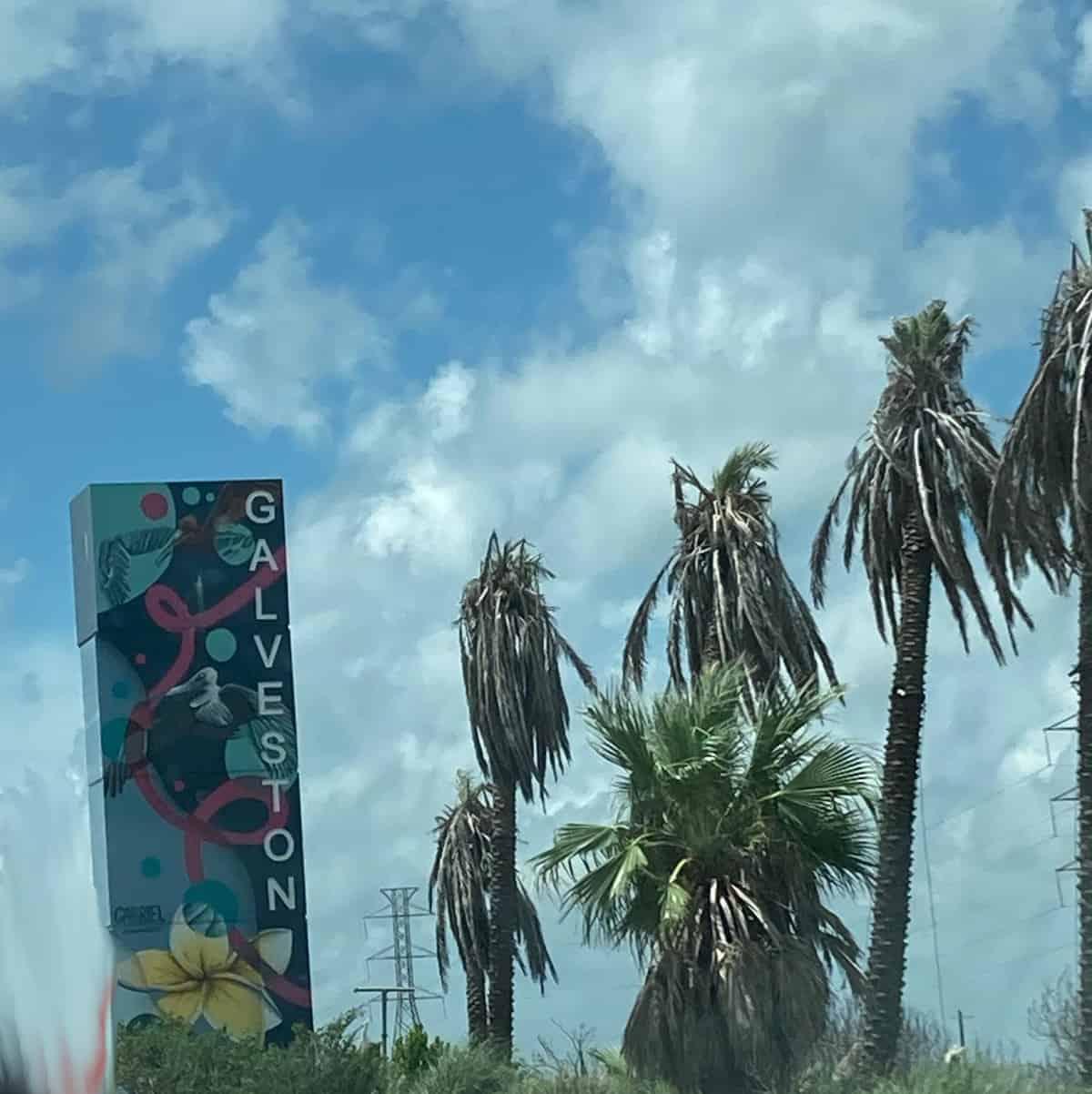 Galveston Bridge Mural