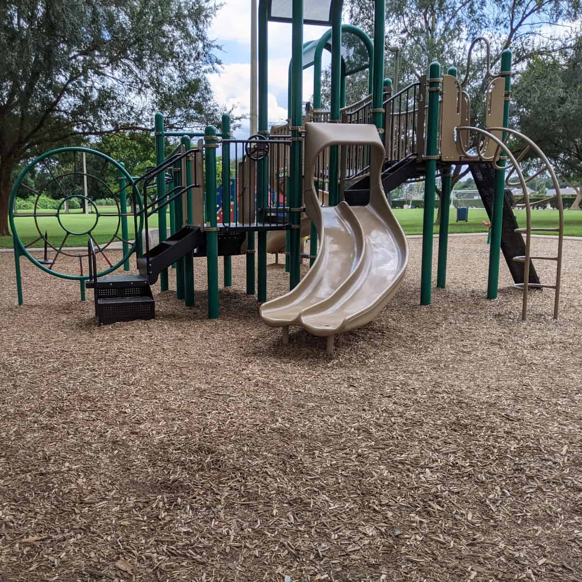 Lost Creek Park Sugar Land Play Structure