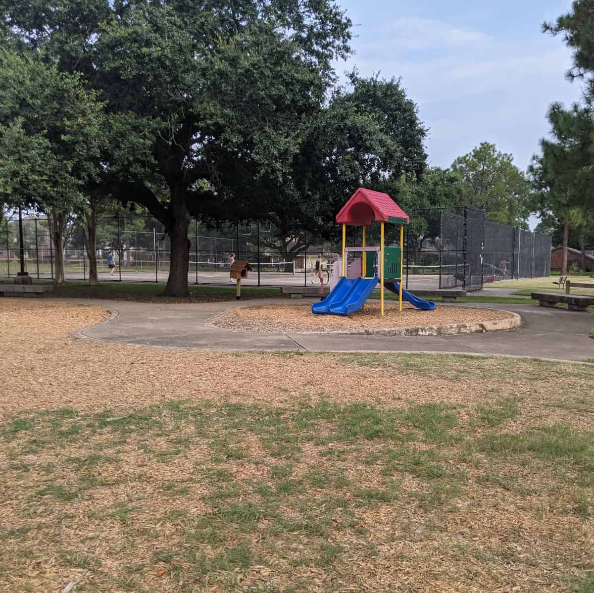 Meyerland Park Small Play Structure