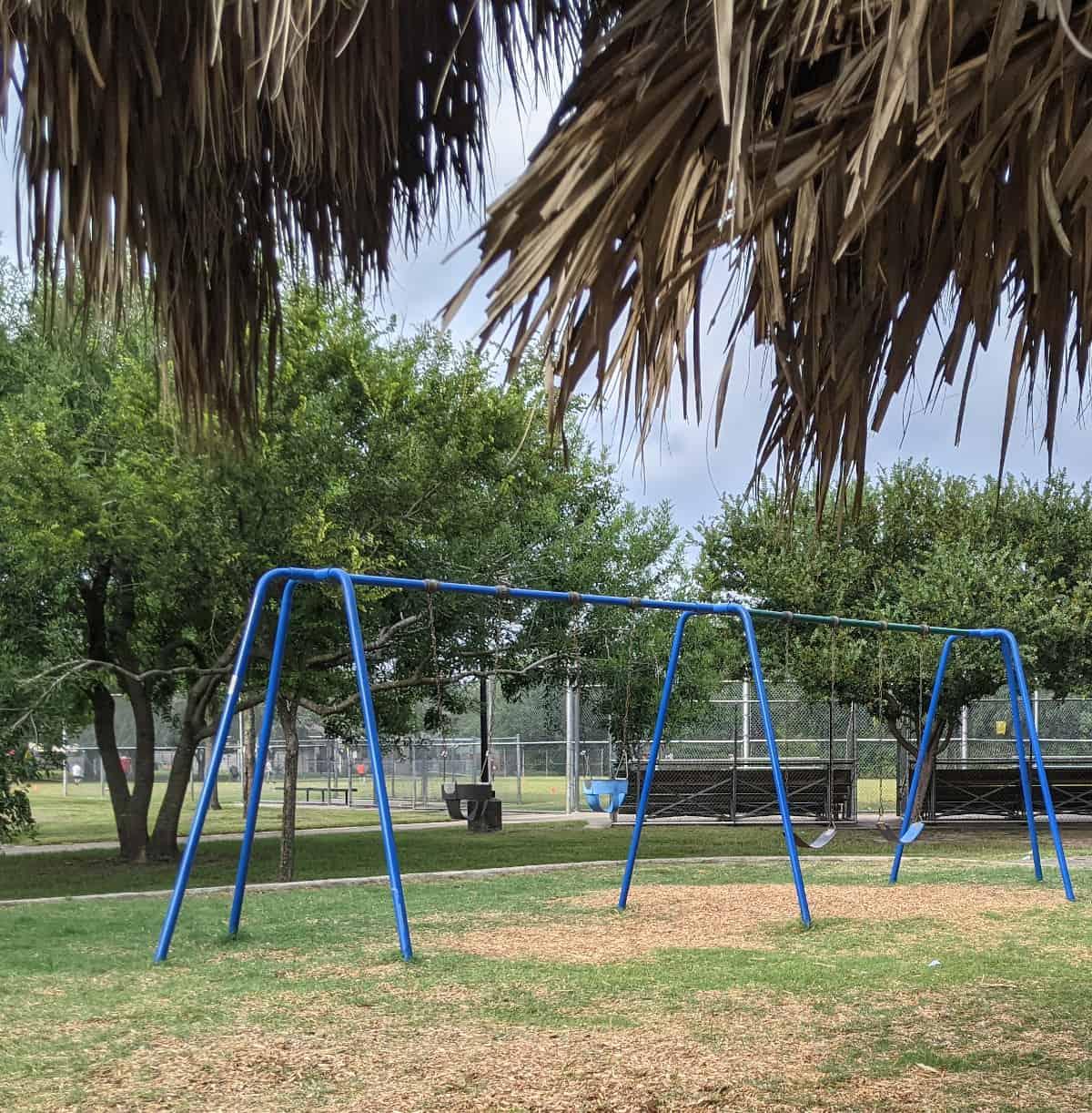 Meyerland Park Swings