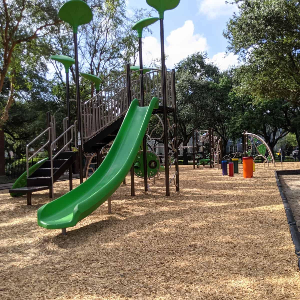Poe Spark Park Playground