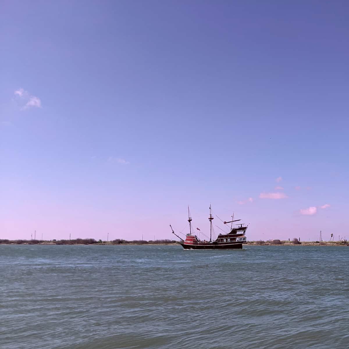 Port Aransas Pirate Ship